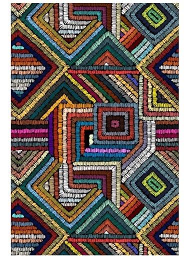 Soley Labi Djt. 40x60 Banyo Paspası Renkli